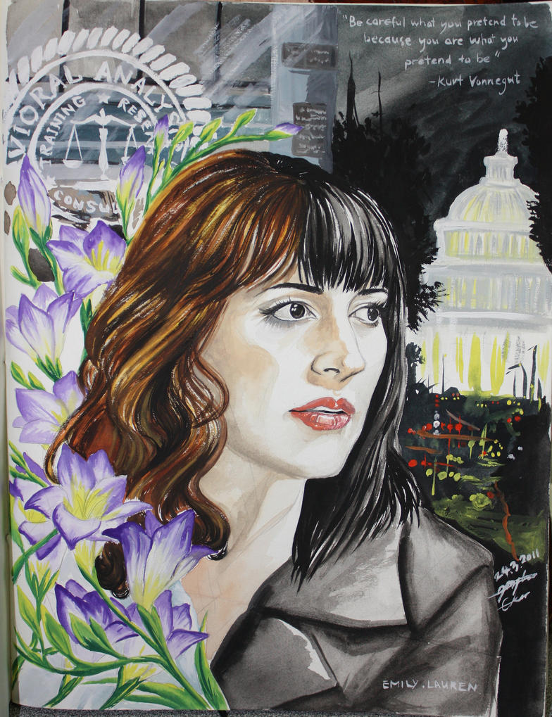 Emily Prentiss - 'Lauren' by shadowvixen