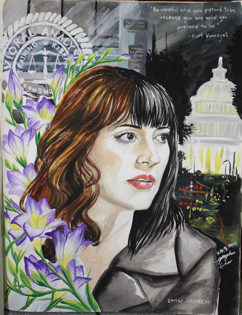 Emily Prentiss - 'Lauren' by shadowvixen