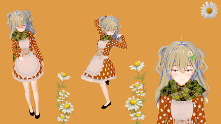 .: [koikatsu] chamomile sweetie .: by nikki-kai