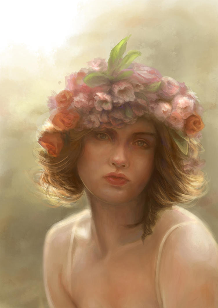 Flora by macarena