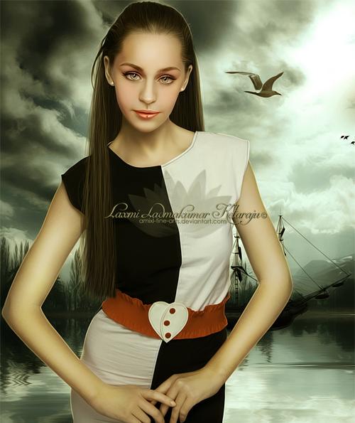 Jessica by Laxmi-Arts