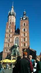Cracovia, Poland , Mariacki Church by damid