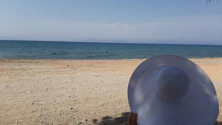 Rhodos sea by damid