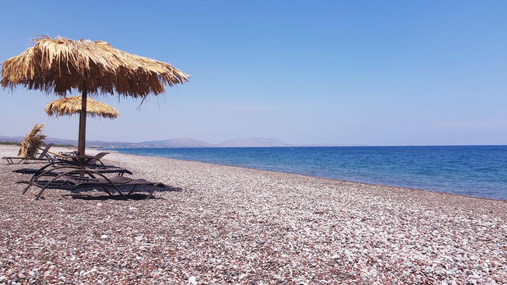 Rhodos beach by damid