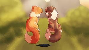 Leaf + Squirrel