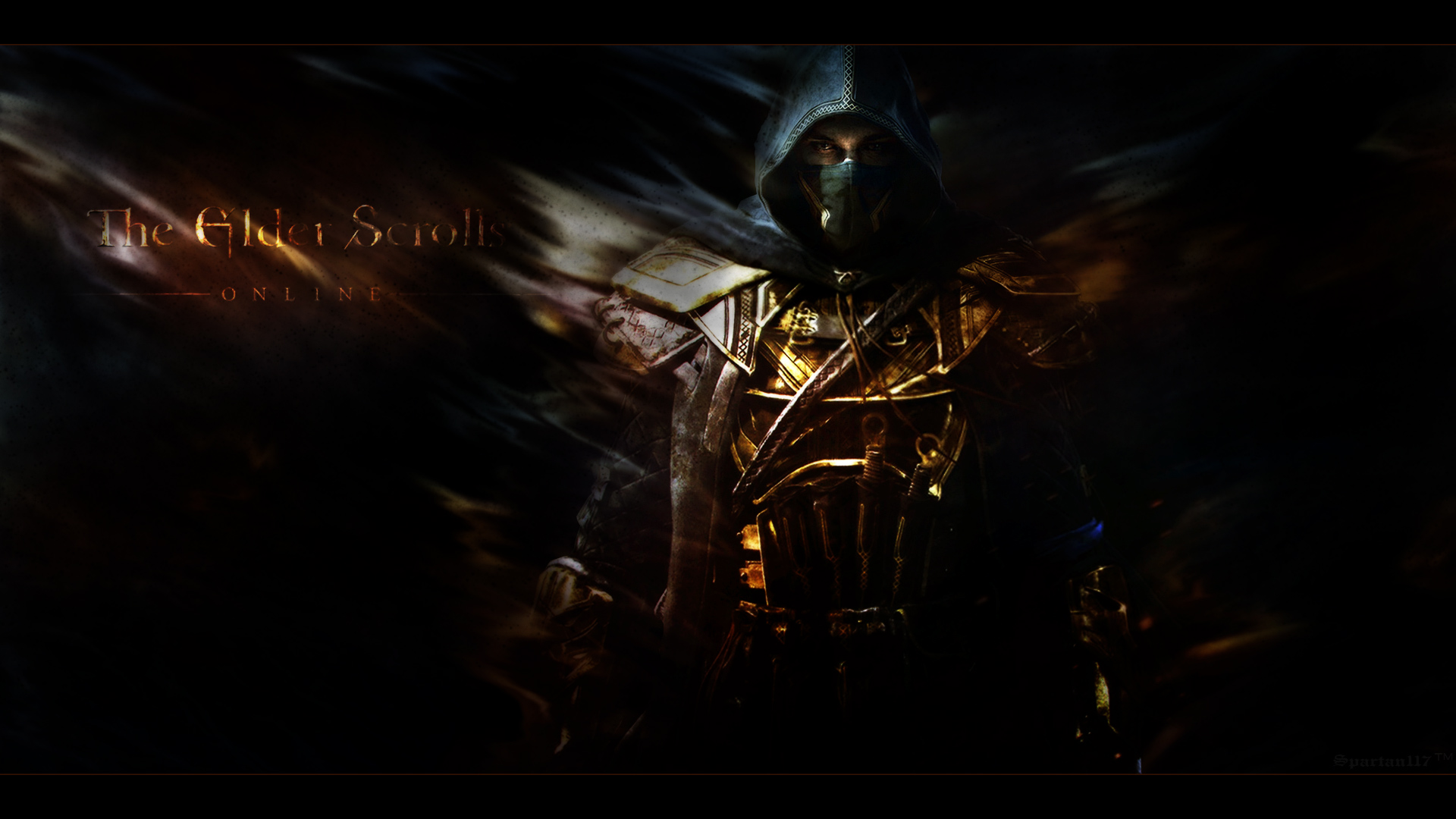 Wallpaper The Elder Scrolls Online Daggerfall By Spartan117tm
