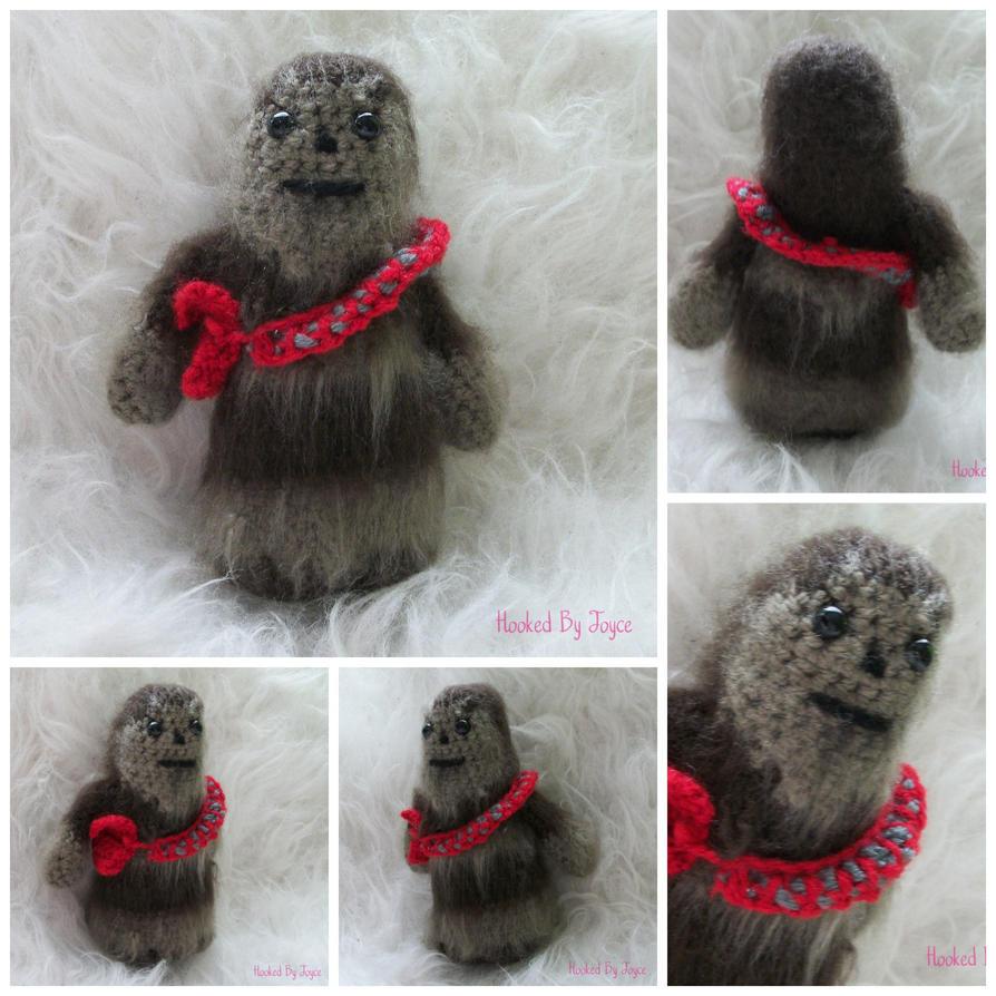 Chewbacca by HookedByJoyce