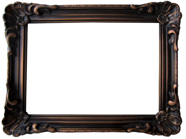 Old Frame by Black-B-o-x