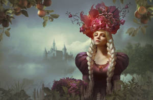 Sleeping Beauty by Black-B-o-x