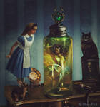 Alice's Adventures by Black-B-o-x