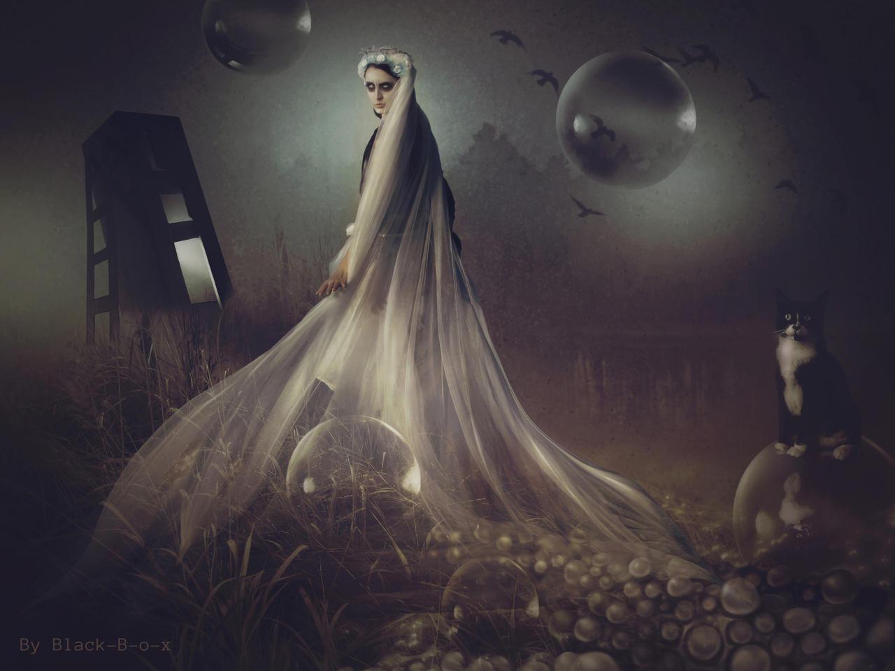 Forgotten Bride by Black-B-o-x
