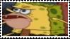 Caveman SpongeBob Stamp by Mommy-Quartz