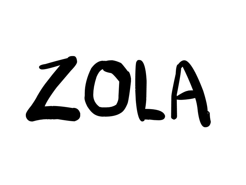 Zola Logo by Mommy-Quartz