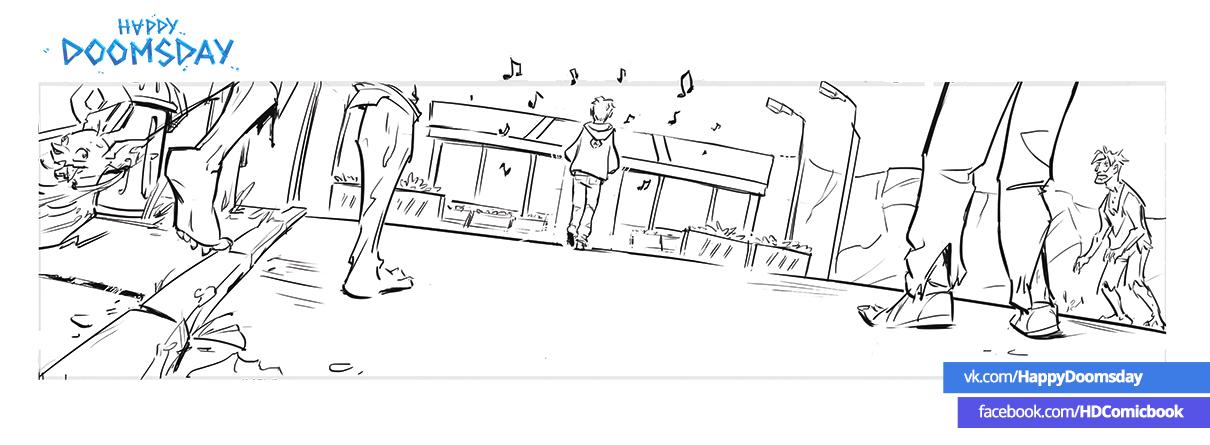 Happy Doomsday comics news-05 by zinenkoij