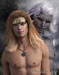 Masks - Ariel and Eliath by LukaSkullard