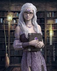 Bookworm (2019) by LukaSkullard