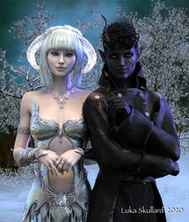 Lumikki and Valgos