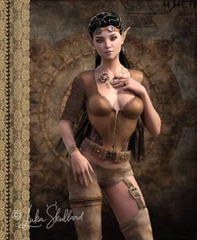 Lady of Gears