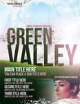 GreenValley PSD Template