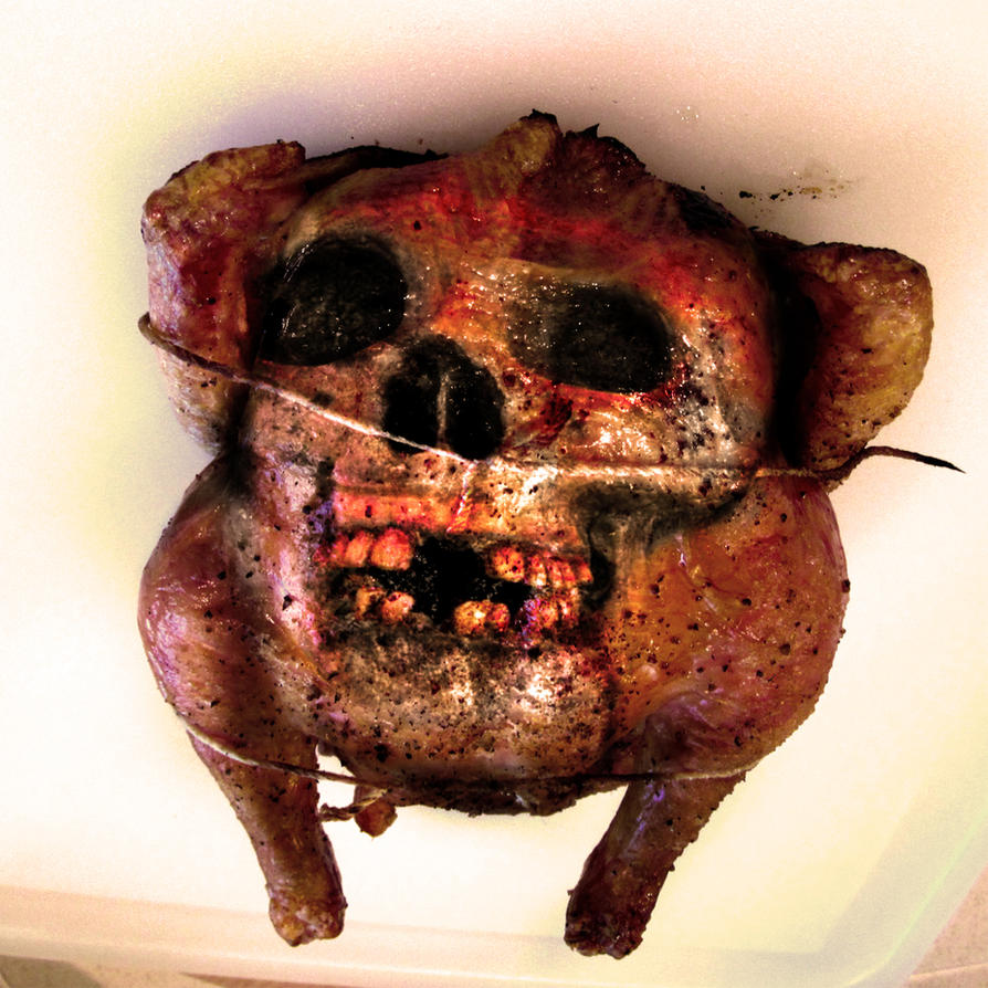 roasted chicken by tillkey