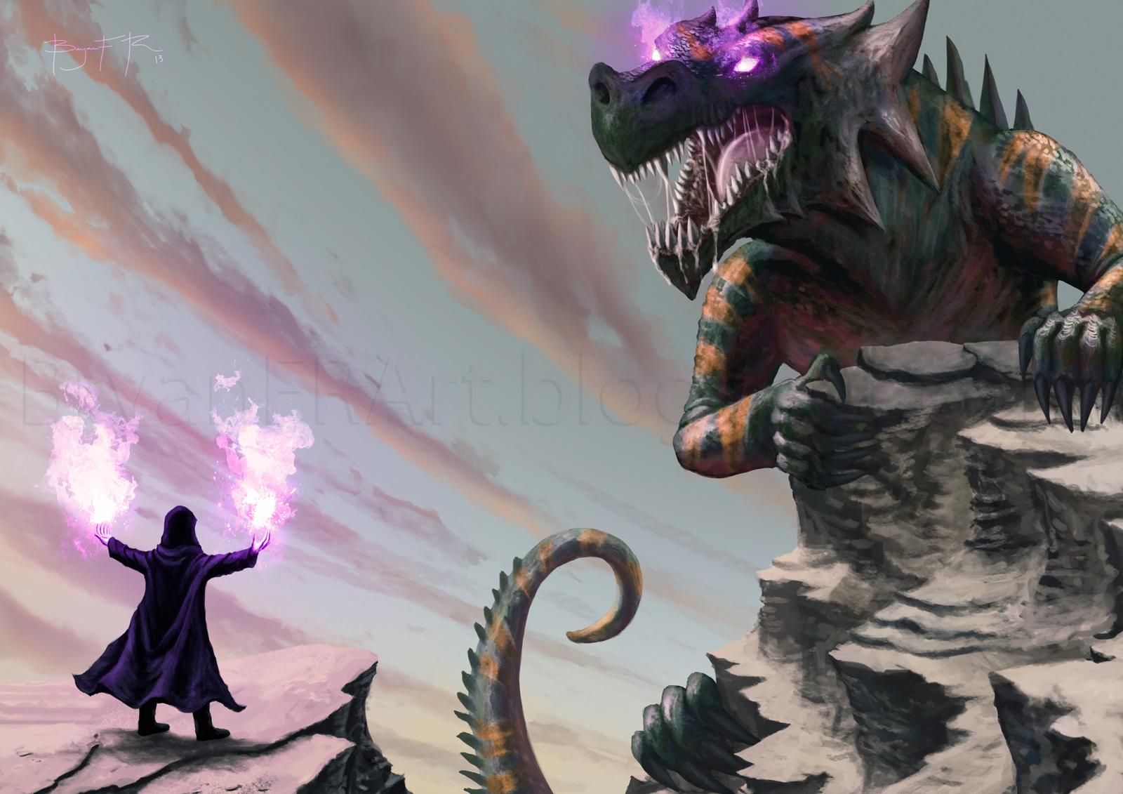 Dragon Play - Page 4 Dragon_tamer_by_bryanfr-d64flcb