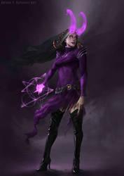 Liliana, Demonic Queen