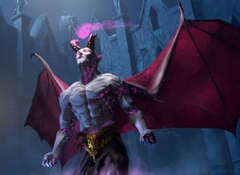 Runed Demon