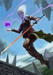 Nahiri v2 - Magic: the Gathering Fan Art