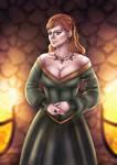 Lady Urako by KirieSempai