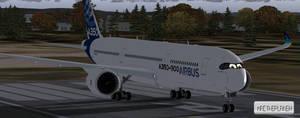 Konani The A350 (for izabellathefirefoxx)