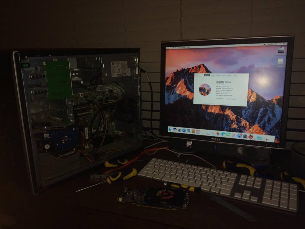 Hp 6200 Pro Hackintosh (work in progress) by MacThePlaneh on DeviantArt