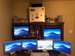 Mac Pro Setup Update: New Speakers :)