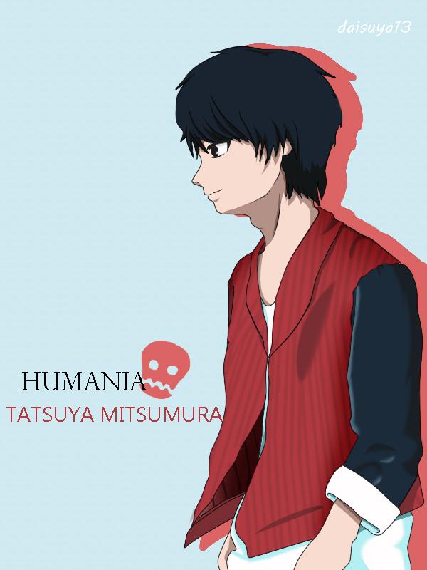 Mitsumura Tatsuya-Humania by daisuya13