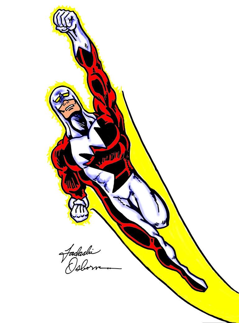 Alpha Flight's Guardian, Canadian Superhero by TADASHI ...