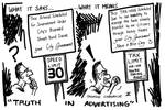 'Truth In Advertising'