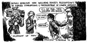 'Sleight of Han'