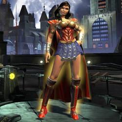 Rebirth Wonder Woman