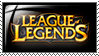 League of Legends Stamps by TamyRT