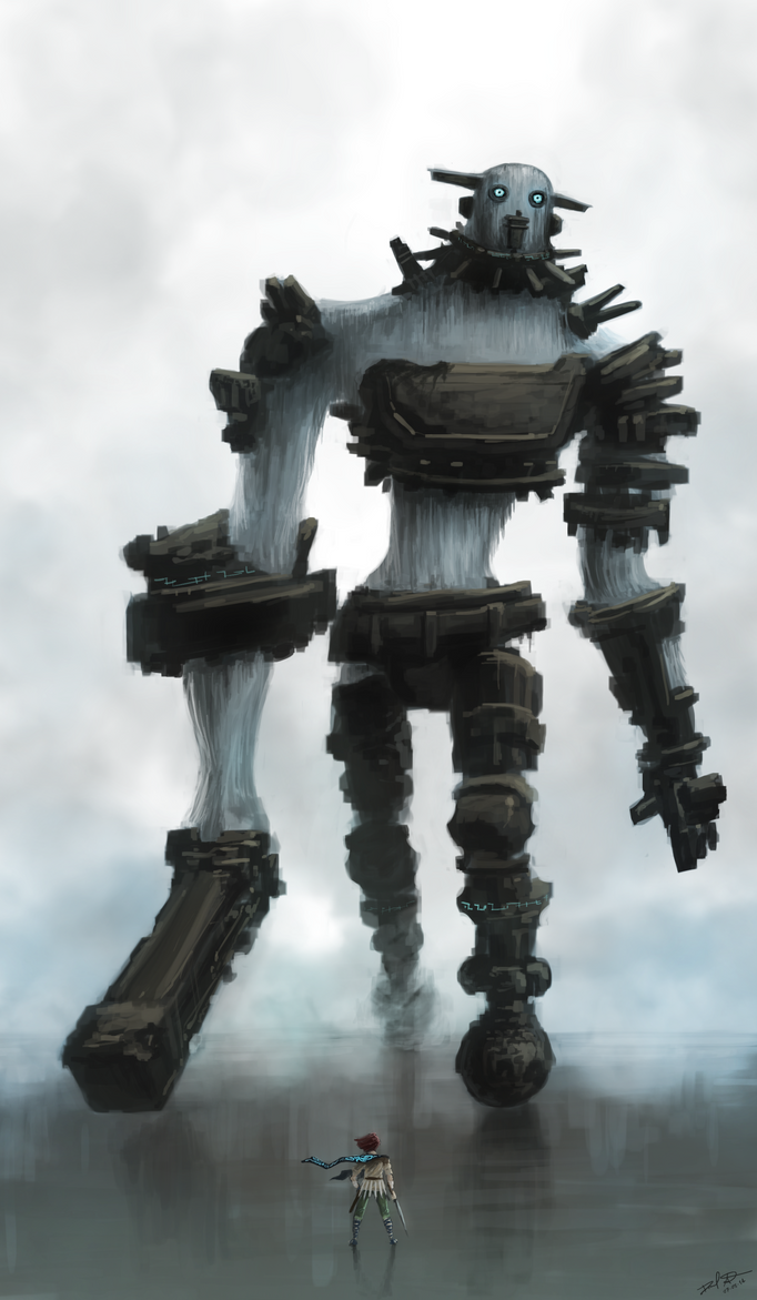 Colossus 3 - Gaius by Daniel-Aubert on DeviantArt