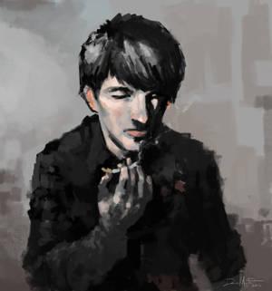 Dark sketch