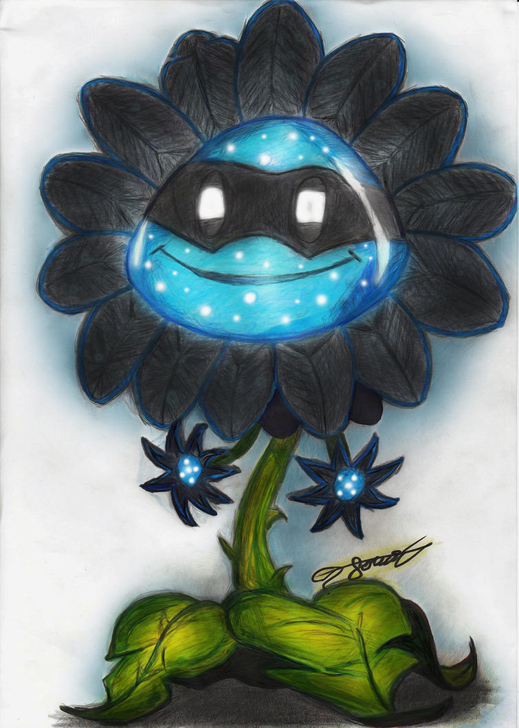 Shadow Flower By Fouad Z On Deviantart