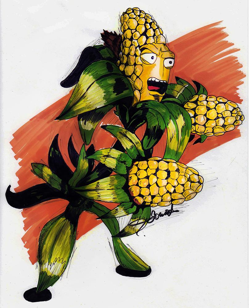 Kernel Corn By Fouad-z On DeviantArt
