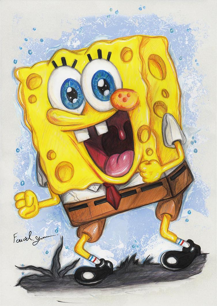 SpongeBob by Fouad-z