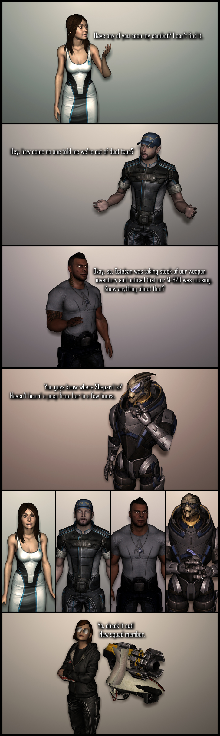 mass effect how to get to exogeni headquarters