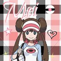 Mei from NB2 by Meiko-Sapphire