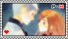 Prussia X Hungary Stamp by Meiko-Sapphire
