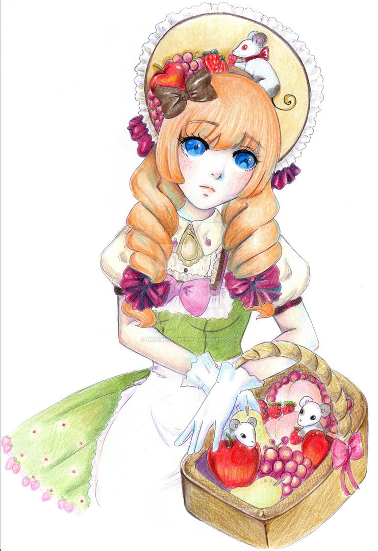 Country Lolita by requiescere