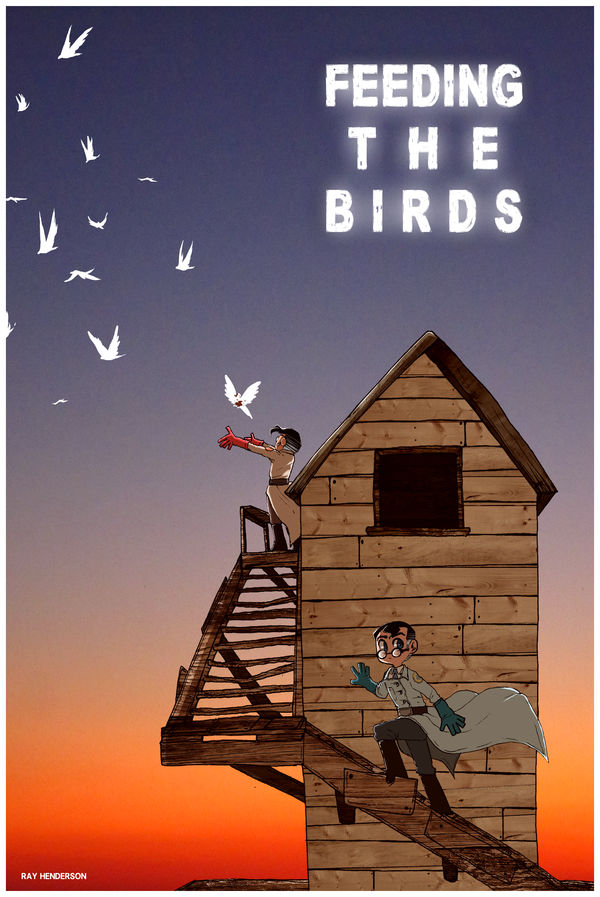 TF2 - Feeding the birds - COVER