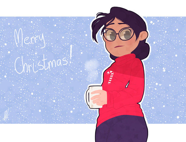 TF2 - Christmas Pauling by BloodyArchimedes