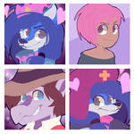 Icon commission pack number 40